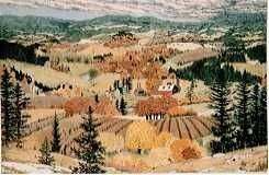 Autumn - The Valley