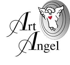 the Art Angel Logo